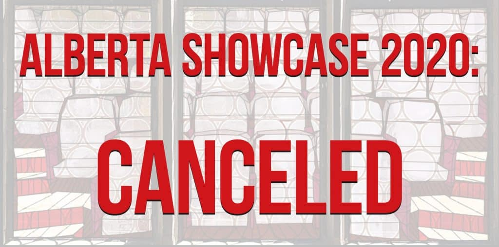 AB showcase cancelled